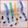 Bracelet en tissu de l'événement en polyester tissé (PBR027)