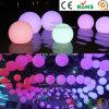 luz colgante colorida teledirigida del colgante de la bola de la decoración LED de los 50cm