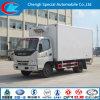Foton 2 Axles 4*2 Refrigerator Truck
