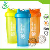 600ml Gym Shaker Bottle con Spring Ball