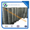 tissu 85GSM noir avec la barrière de vase soutenue par fil
