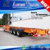 3 châssis squelettiques de remorque de conteneur des essieux 20/40ft pour la Namibie