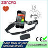 IOS et moniteur du rythme cardiaque d'Android Fitness Equipment Bluetooth 4.0