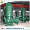 Solides raboteux de fer de moulage traitant la pompe à eau d'égout submersible de pompe