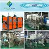 3 dans 1 chaîne de production de remplissage de bouteilles de l'eau