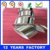 Cinta de acrílico basada solvente 50m m los x 50m del papel de aluminio de la alta calidad