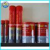 Señal de humo boyante Emergency/flamas rojas de la mano