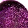 Pigmento púrpura de la perla del camaleón de la belleza del clavo del color