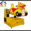 Paseo de fichas del Kiddie de la máquina de juego del oscilación para los niños