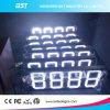 Prix du gaz de LED blanche à l'extérieur signe (Remote Controll/PC controll)