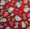 Tejido de terciopelo suave estupendo del poliester del 100% para la tapicería del juguete