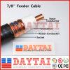 7/8  câble coaxial de liaison de câble d'alimentation