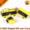 Disco del USB del PVC dello scuolabus del regalo di Customerized (YT-SB)
