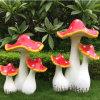 Da simulação pastoral da resina da decoração do jardim o casamento pequeno da escultura do jardim do cogumelo Crafts o ornamento do jardim de infância do jardim