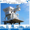 Estación de mezcla concreta del mezclador de cemento de la industria Js1500 90m3