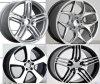 Haute qualité, 17 18, 19, 20  roues en alliage de réplique pour Audi Bwm Bzen et VW