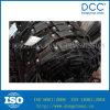 Catena di convogliatore del rullo della trasmissione di Industryl con il piatto superiore