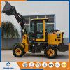 中国の土工の機械販売のための小さいフロント・エンドローダー1tonの小型車輪のローダー