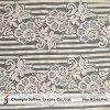 方法ウェディングドレスの綿のレースファブリック(M3464-G)