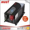 LCD de Zuivere Omschakelaar van de Golf van de Sinus 6000W 24V 48V