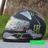 DOTのセリウムApproved (MH-005)との完全なFace Helmet ABS Helmet