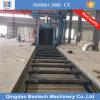 Q69 La placa de acero Granallado máquina, equipo de chorro de arena