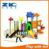 Спортивная площадка игрушек относящих к окружающей среде детей парка атракционов материала LLDPE пластичных напольная
