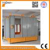 Cabine de pulverizador eletrostática da pintura do pó de Malaysia