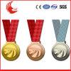 Дешевая бронза высокого качества способа резвится медаль