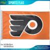 Drapeau de l'équipe de hockey 3X5'de NHL de Philadelphia Flyers de polyester