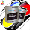 Jinwei de alta calidad zapatos Pintura metálica
