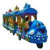 Ocean Theme Electric Trackless Train Rides for Malls