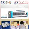 Máquina completamente automática de Thermoforming de tres estaciones para la placa plástica