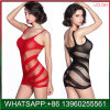 Creux de vente chaude rouge Mini lingerie sexy