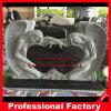 Engel en de Dubbele Hart Gestalte gegeven Grafsteen van de Monumenten van het Graniet Herdenkings