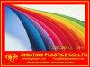 Цветастое изготовление панели пены PVC