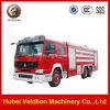 Sinotruck HOWO 6X4 Fire Frighting Truck (10000L WATER, 2000L FOAM)