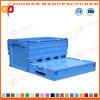 Foldable 플라스틱 수송 저장 상자 콘테이너 감금소 (ZHtb31)