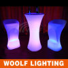 Colorful Party Decorative LED Furniture를 불이 켜지십시오
