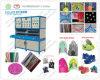 Kpu PU-Beutel-Schuh-Abdeckung-Oberfläche-heiße Druckerei-lamellierende Maschine