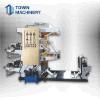 Towin-2600 Printers van de Druk van Flexo van de Kleur van het Document van de plastic Film de Nieuwe 2 Flexographic