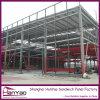 La construcción de la estructura de acero de alta calidad de la casa