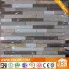 Streifen-Mosaik, Felsen-Stein und Glas für Wand (M855092)