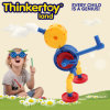 O melhor jogo de blocos de construção de plástico de brinquedos brinquedos para o bebé
