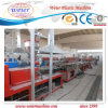 PVC Windows et ligne de machine d'extrusion de profil de portes