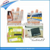 Tarjetas de PVC transparente mate Tamaño personalizado de tarjetas de regalo