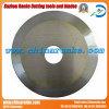 Los alimentos Procesing cuchilla circular con el Material de acero inoxidable