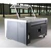 Gravura do laser do processo e máquina de estaca científicas