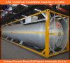 40 'Transport de gaz LPG pour 40 pieds en réservoir de réservoir ISO LPG