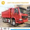 Autocarro a cassone pesante dell'autocarro con cassone ribaltabile di Sinotruk 6X4 HOWO 371HP A7